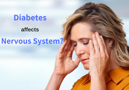 How Diabetes Is Affecting Your Nervous System