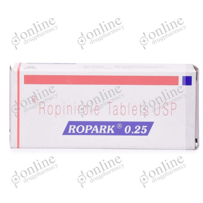 Ropark 0.25 mg-Front-view
