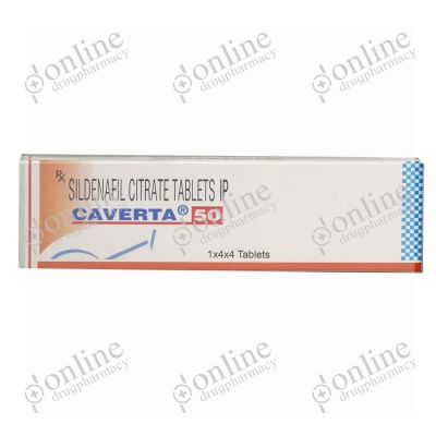 Caverta - 50mg-Front-view