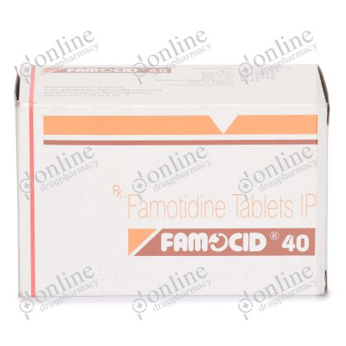 Famocid 40 mg-Front-view
