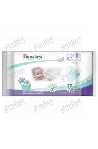 Gentle Baby Wipes 24 pcs. Pack