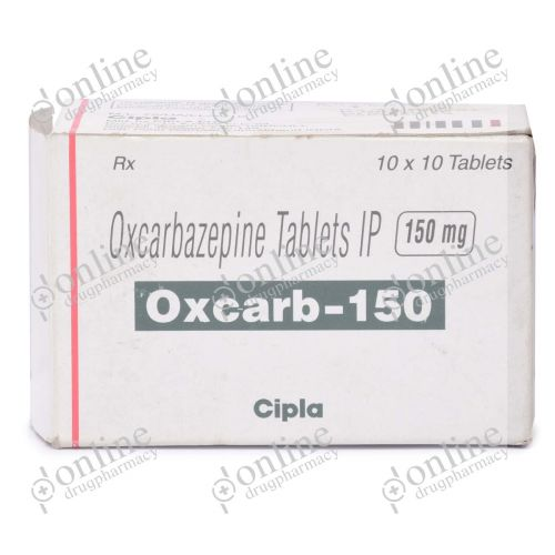 Oxcarb 150 mg-Front-view
