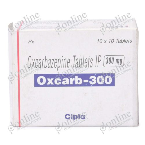 Oxcarb 300 mg-Front-view