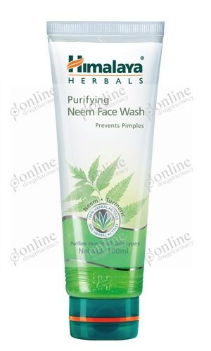 Purifying Neem Face Wash 100ml-front-view