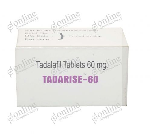 Tadarise 60 mg-Front-view