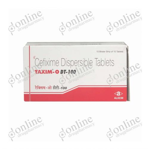 Taxim O-DT - 100mg-Front-view