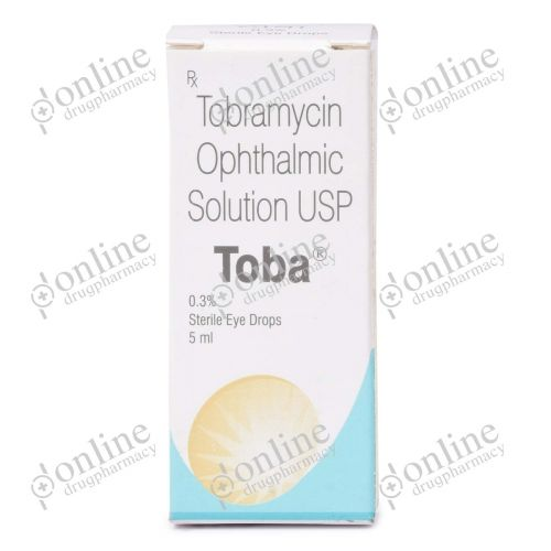 Toba Eye Drop - 0.3%(5 ml)