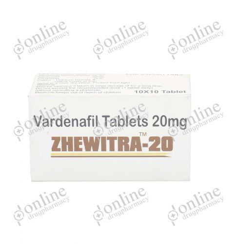 Zhewitra 20 mg-Front-view