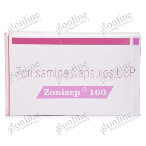 Zonisep 100 mg-Front-view