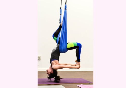 Aerial Yoga Better Than Any Other Yoga- Here Is Why!
