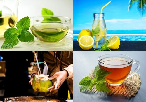 4 Drinks That Helps In Weight Loss