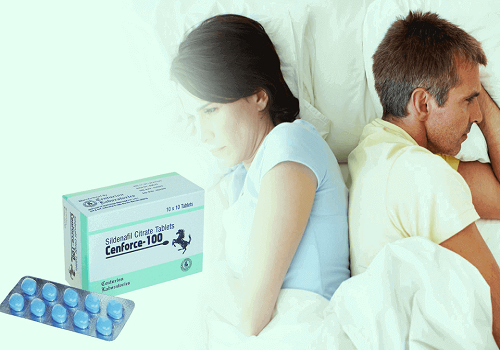 Cenforce 100mg: The Perfect Solution For Erectile Dysfunction(ED)