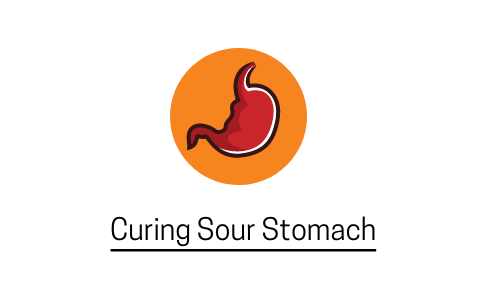 How To Cure A Sour Stomach