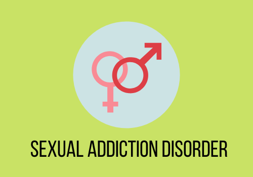 Here is everything about the disorder of sexual addiction in humans